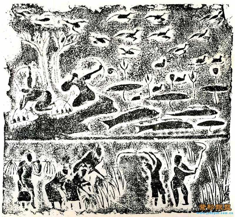 古力戈手绘图片