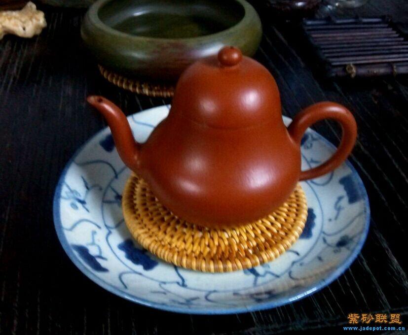 关于茶壶的小制作用废品做